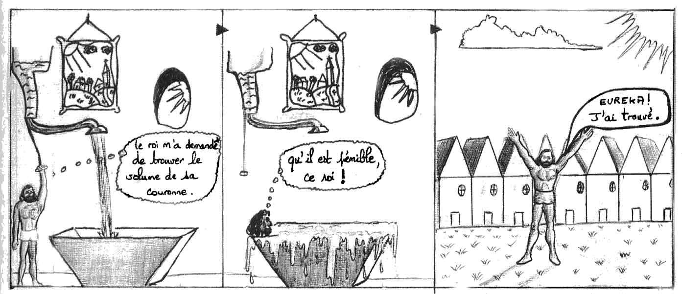 Archimede maths rometus archim de de syracuse for A archimede